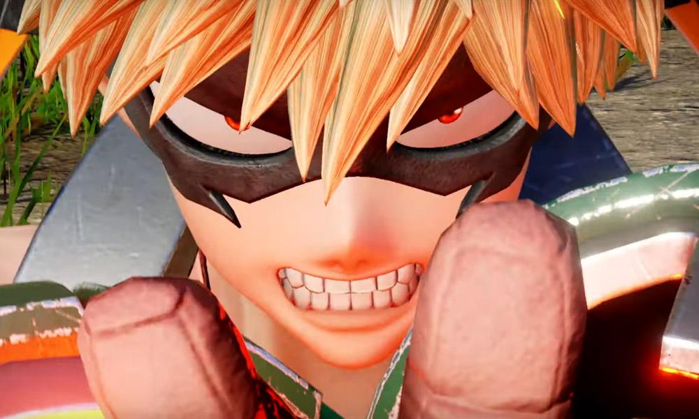 Jump Force | Bandai revela gameplay de Bakugo em novo trailer