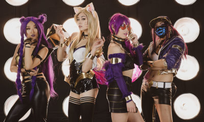 League of Legends | Grupo cosplay de K/DA arrasa em vídeo clipe