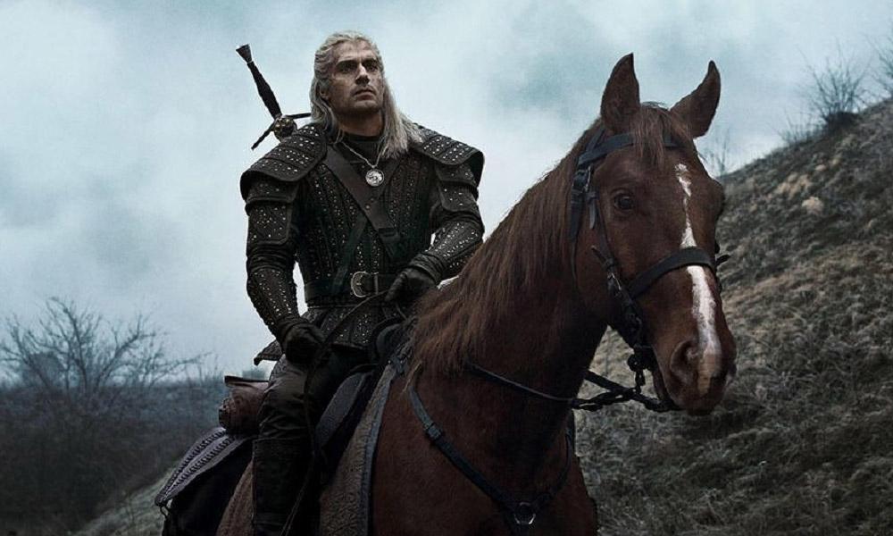 The Witcher   Nova foto confirma presença de Roach na série da Netflix