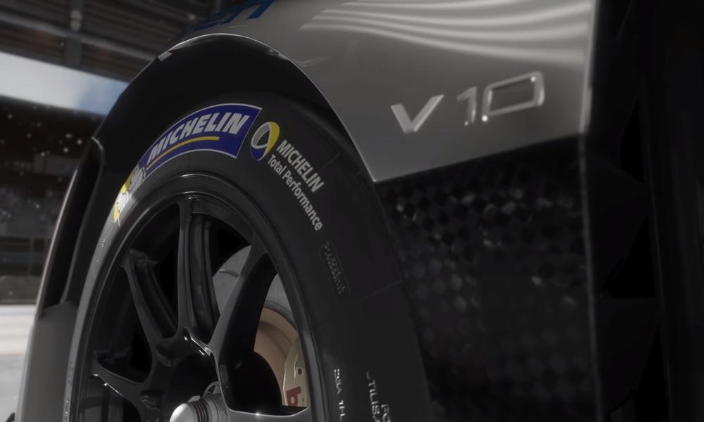 Michelin se torna a primeira fornecedora oficial de pneus para eSports