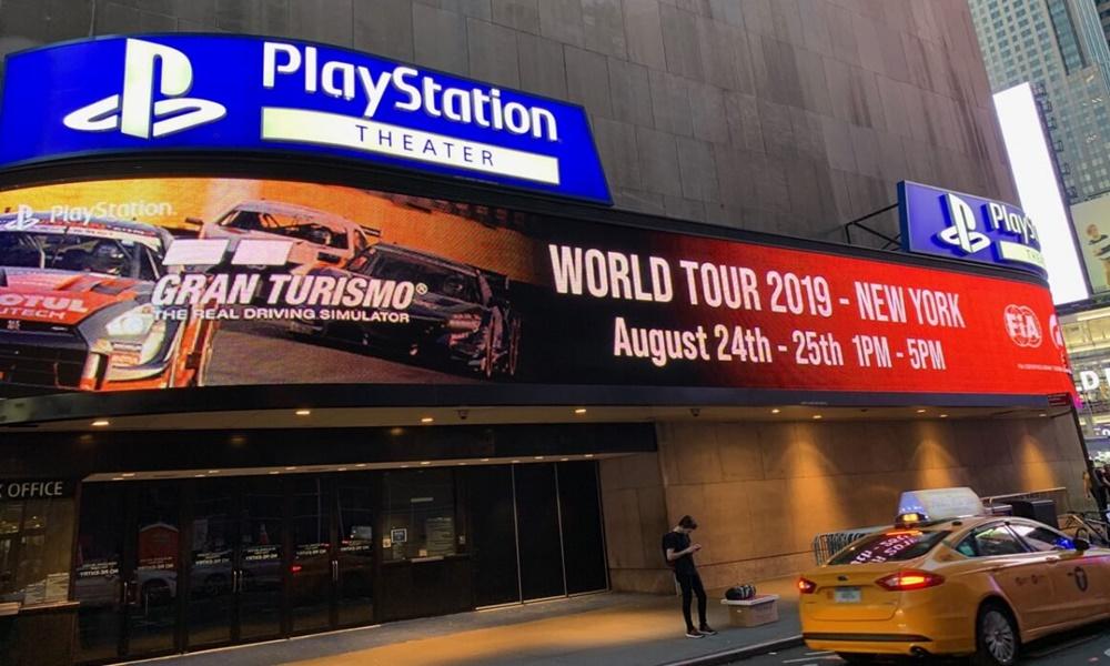 FIAGTC Nova York   Gran Turismo celebra o eSport neste fim de semana