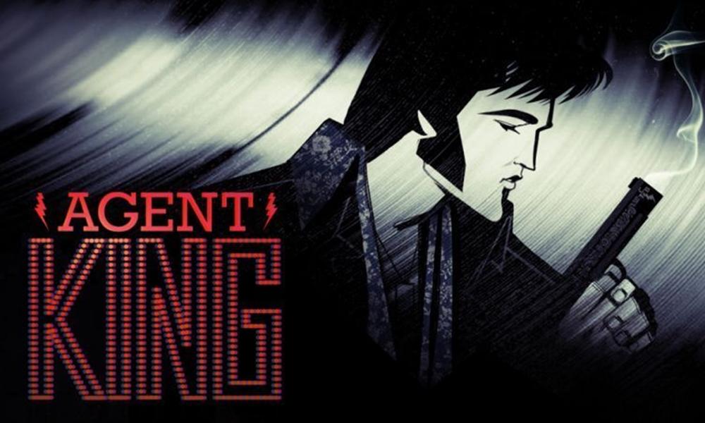 Agent King | Netflix produzirá série animada inspirada em Elvis Presley
