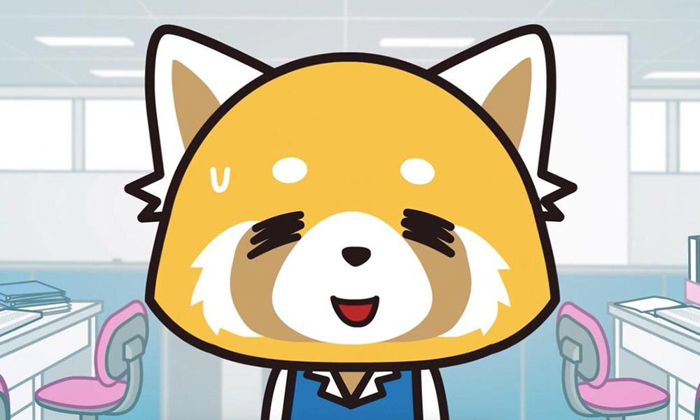 Aggretsuko é renovada para uma terceira temporada