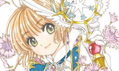 Mangá Cardcaptor Sakura Clear Card é oficialmente anunciado pela JBC