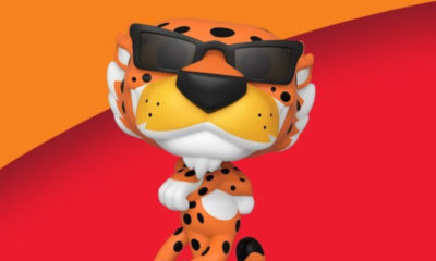 Funko lança POP! do Chester Cheetah, mascote da Cheetos