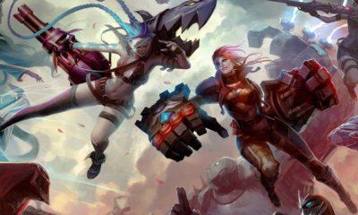 Responsável por League of Legends, Riot poderá produzir jogo de luta