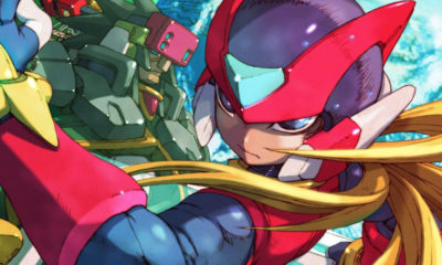 Mega Man Zero/ZX Legacy Collection é anunciado
