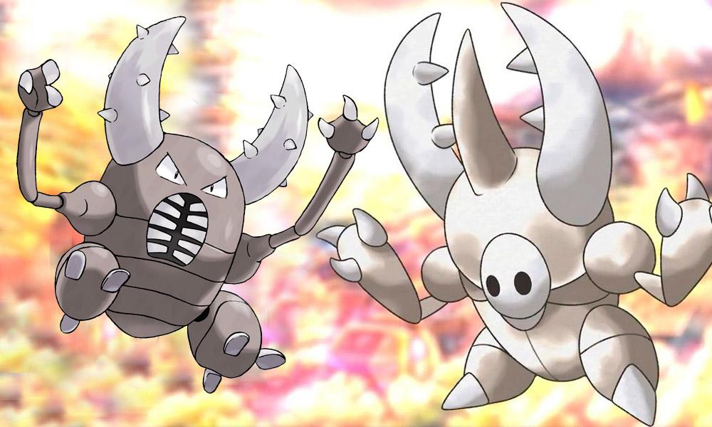 Pokémon   Conheça Plux, a evolução perdida do Pinsir