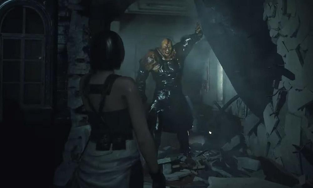 Resident Evil 3 Remake?   Mod incrível insere Jill e Nemesis em RE2. Confira!