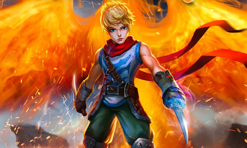 The Forbidden Arts | Jogo indie chega para PC, Xbox One e Switch