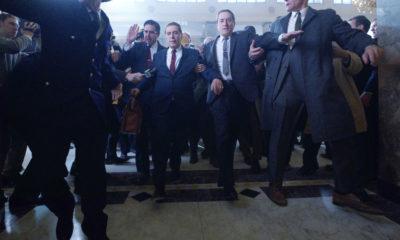 The Irishman   Netflix libera primeiro trailer do longa de Martin Scorsese