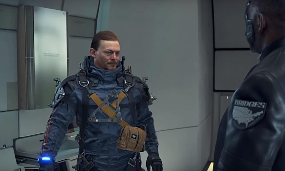 Death Stranding | Confira o gameplay 'não recomendado' por Hideo Kojima