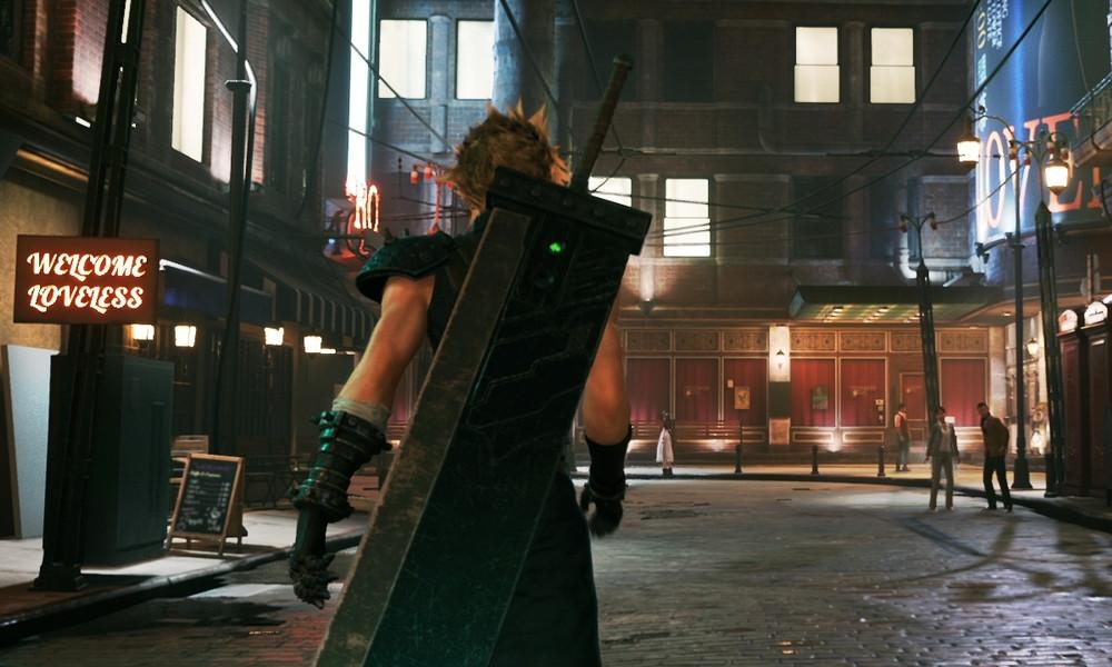 Final Fantasy VII Remake   Jogo contará com batalha de turnos clássica