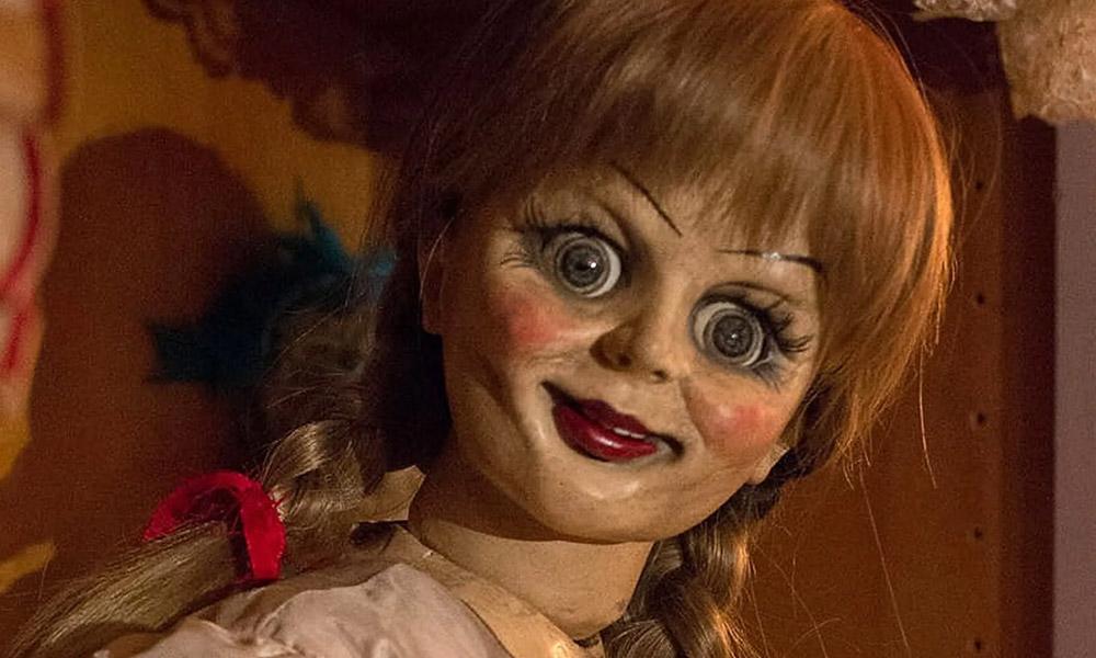 Horror Expo 2019 | Boneca Annabelle original será exposta ao público