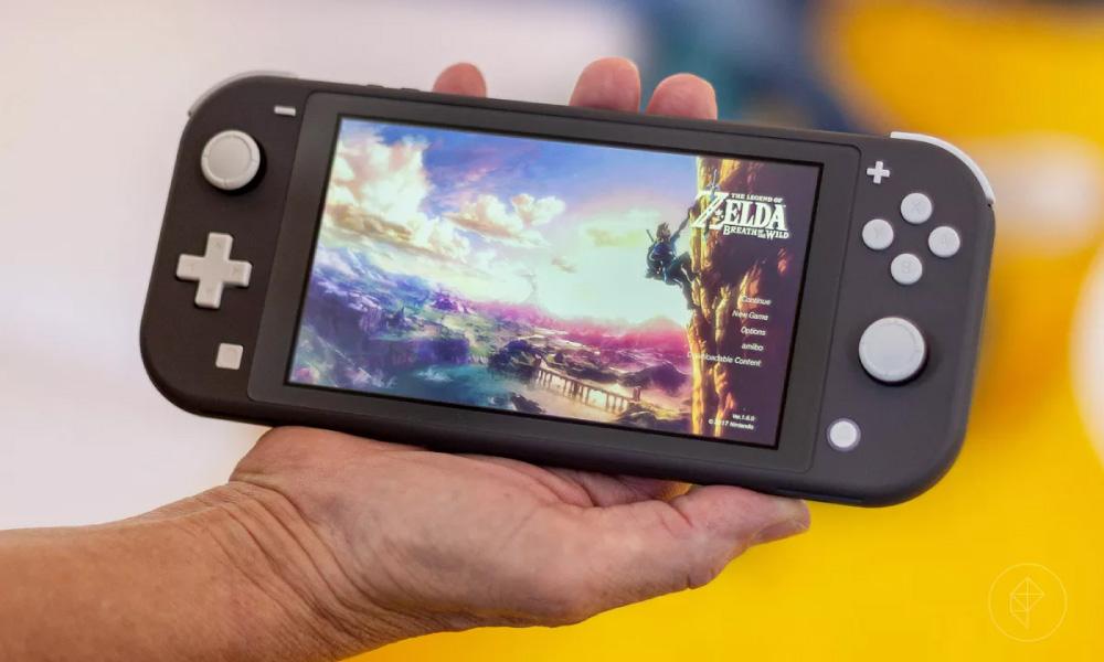 Nintendo Switch Lite | Portátil já está disponível para venda