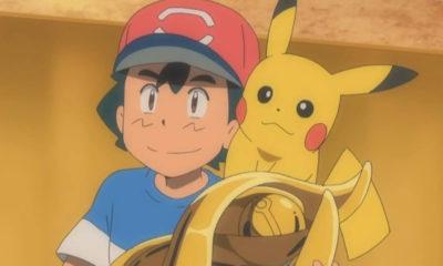 Pokémon   Vitória de Ash marca início da despedida do personagem