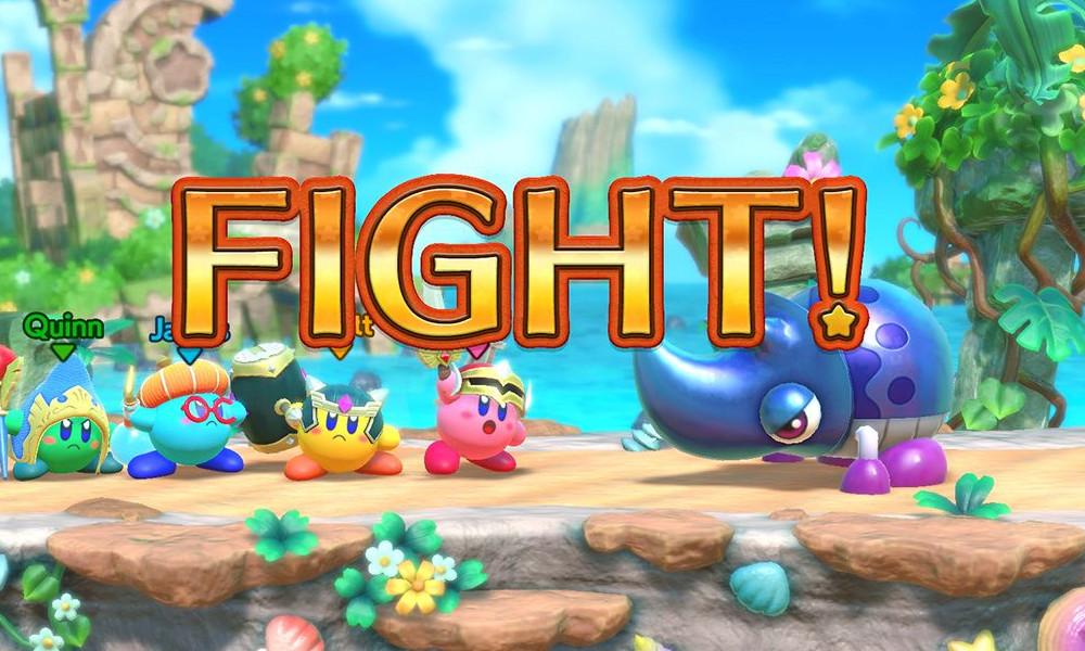 Super Kirby Clash já está disponível para o Nintendo Switch
