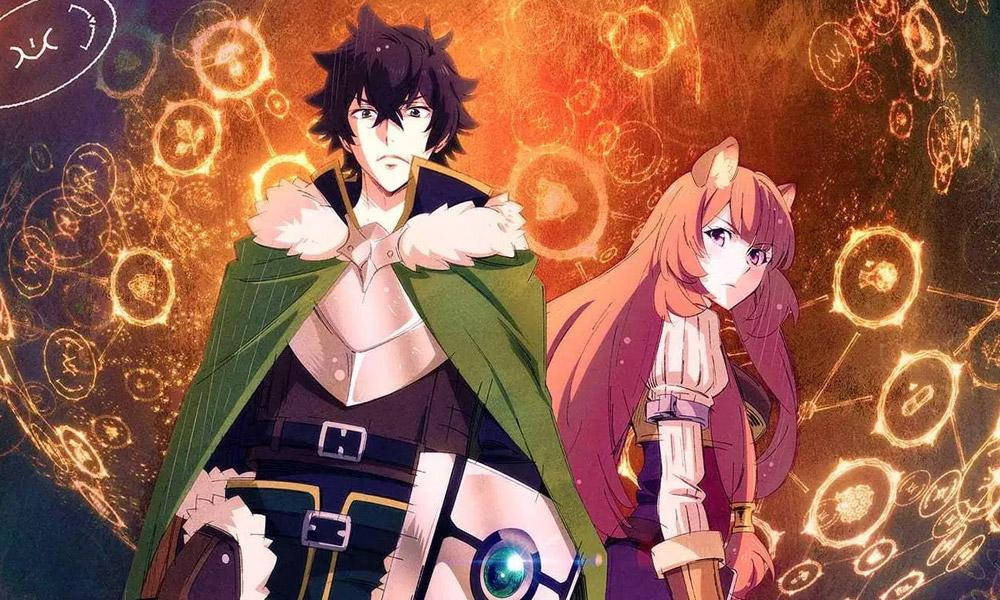 The Rising of the Shield Hero   2ª e 3ª temporadas do anime já estão em produção