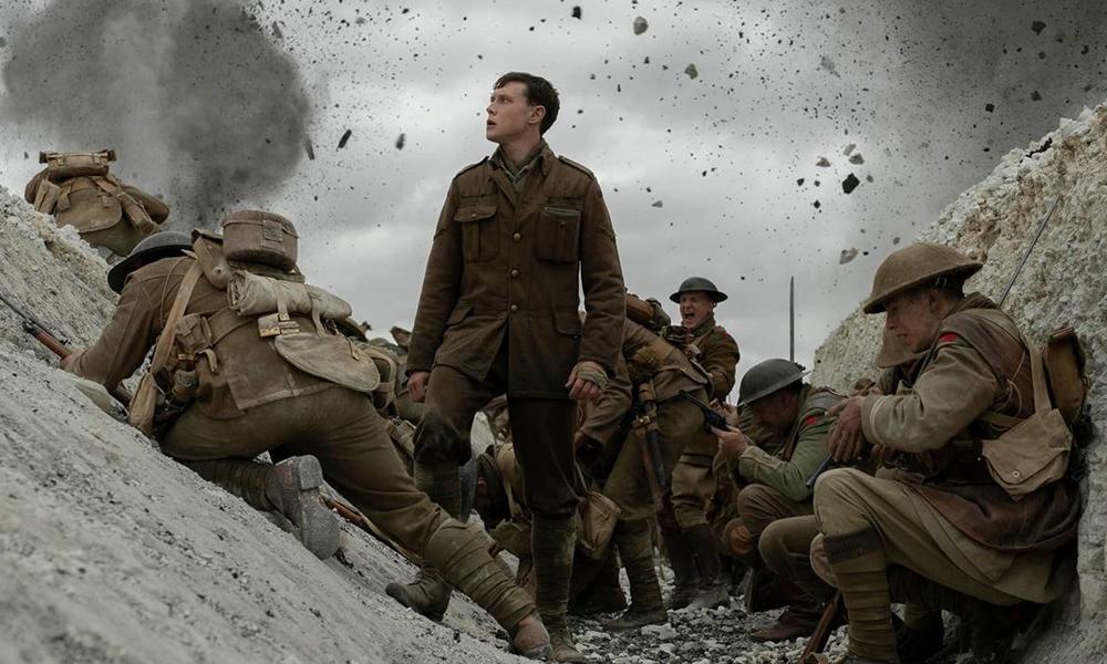 1917 | Filme será 'sem cortes', explica Sam Mendes