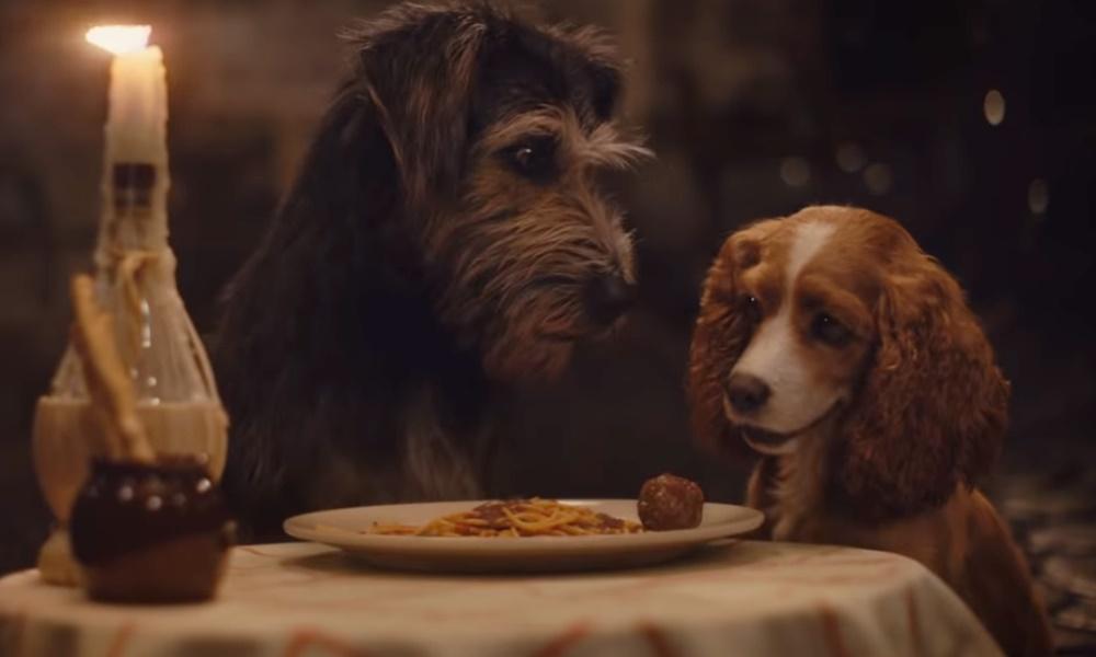 A Dama e o Vagabundo Disney divulga novo trailer do live-action
