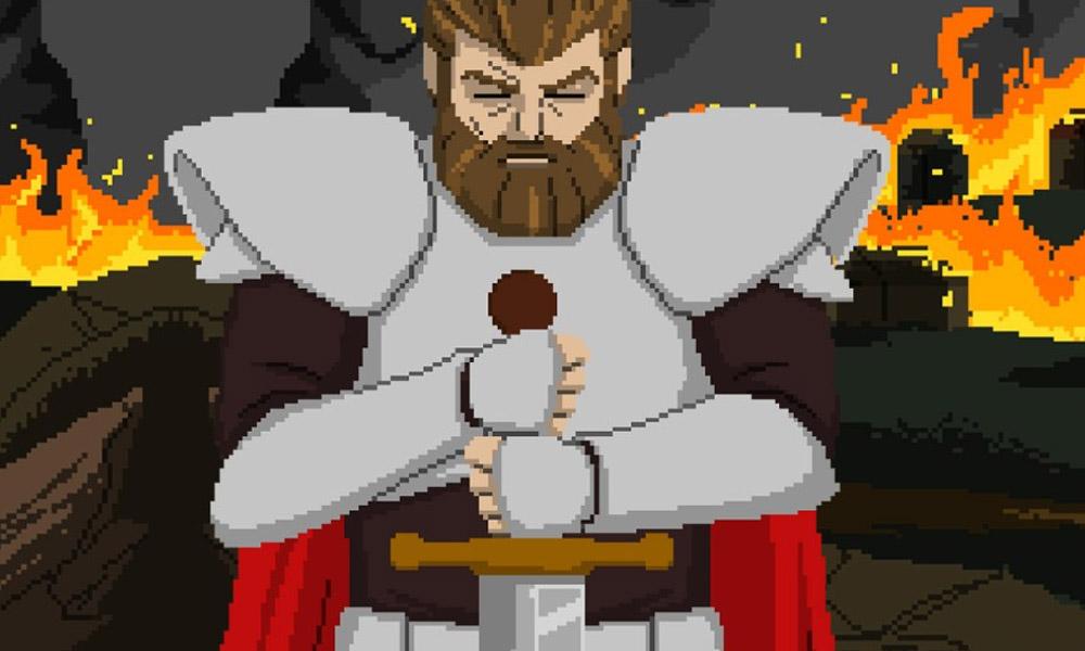 Aldred - Knight of Honor | Game brasileiro ganha versão para Nintendo Switch