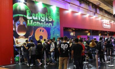BGS 2019 | Luigi's Mansion 3 é o grande destaque da Nintendo