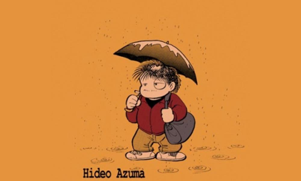 Hideo Azuma ganha o prêmio Gran Guinigi pelo mangá Shissō Nikki