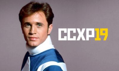 CCXP 2019 | David Yost, o Ranger Azul, confirma presença no evento