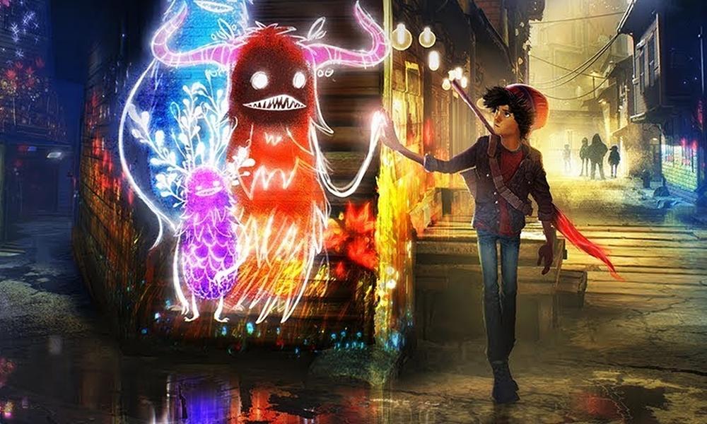 Concrete Genie | Confira o gameplay do novo jogo exclusivo para PlayStation 4