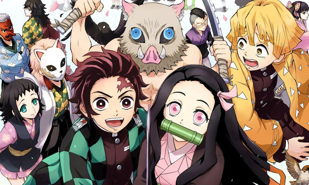 Crunchyroll divulga ranking de animes mais assistidos no Brasil