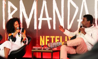 Irmandade | Netflix promove coletiva de imprensa e revela tudo sobre a série