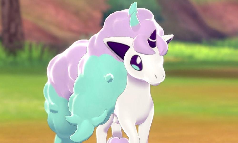 Pokémon Sword and Shield | Detalhes da Galarian Ponyta são revelados