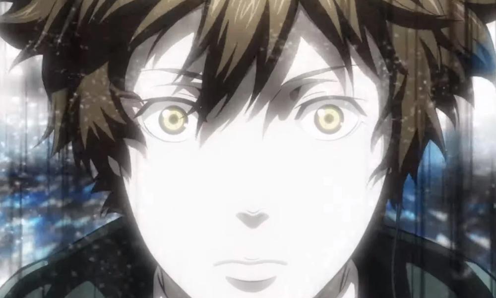 Psycho-Pass   Confira o encerramento da 3ª temporada sem os créditos