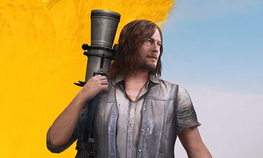 PUBG Mobile ganha skins de personagens de The Walking Dead