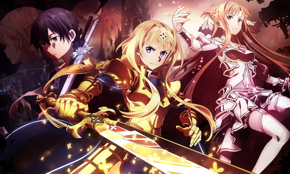 Sword Art Online Alicization: War of Underworld terá duas partes