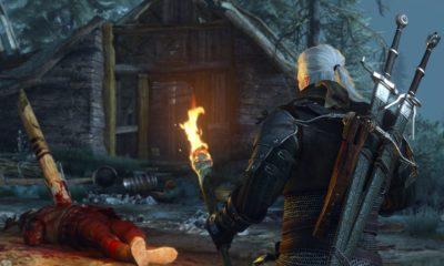 Confira o novo gameplay de The Witcher 3 para Switch