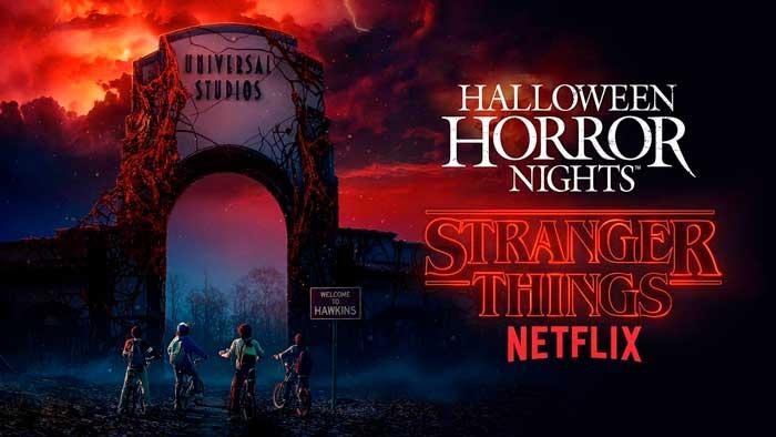 Dia 06 de novembro será o Stranger Things Day e vários conteúdos sobre a série da Netflix poderão ser acessados nas redes sociais com a hashtag