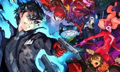 Persona 5 Scramble: The Phantom Strikers | Atlus disponibiliza novo trailer do game