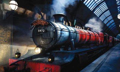Harry Potter Experience leva Expresso de Hogwarts para a CCXP19