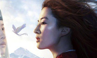 Mulan | Live-action ganha novo poster japonês que revela a Fênix