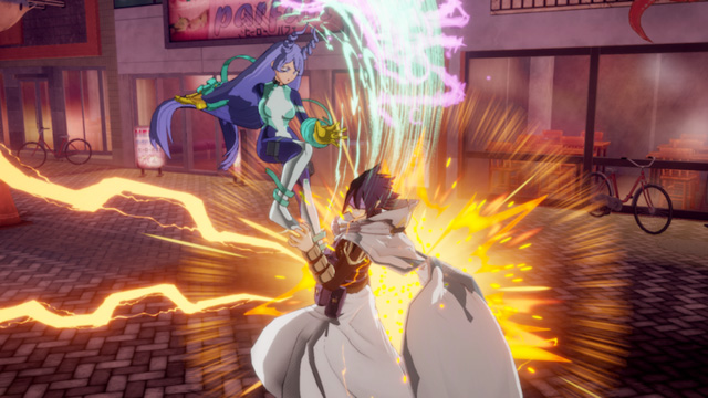 Novas imagens revelam Nejire e Tamaki em My Hero One's Justice 2