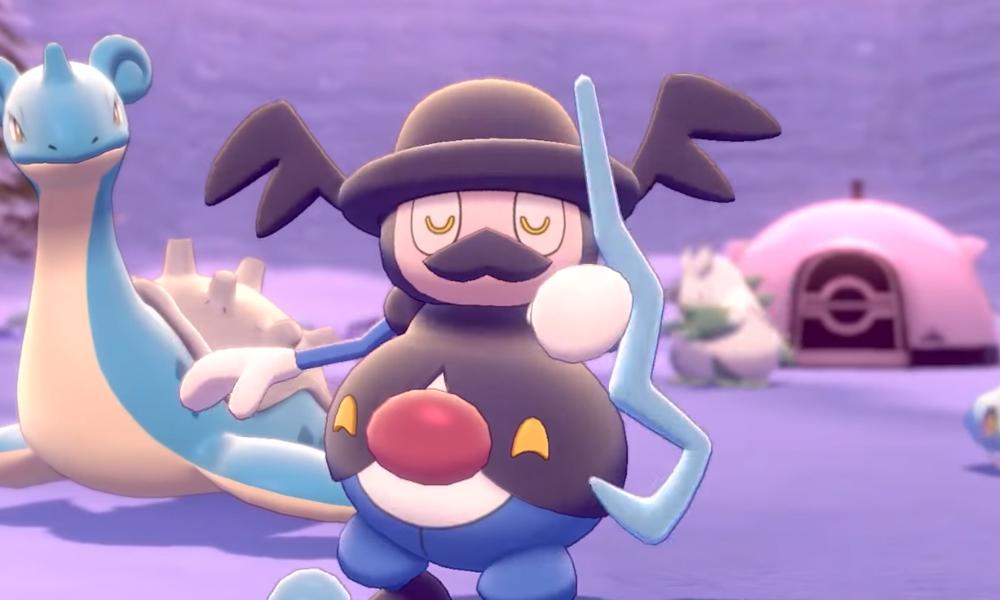 Pokémon Sword and Shield   Novo trailer revela evolução do Mr. Mime