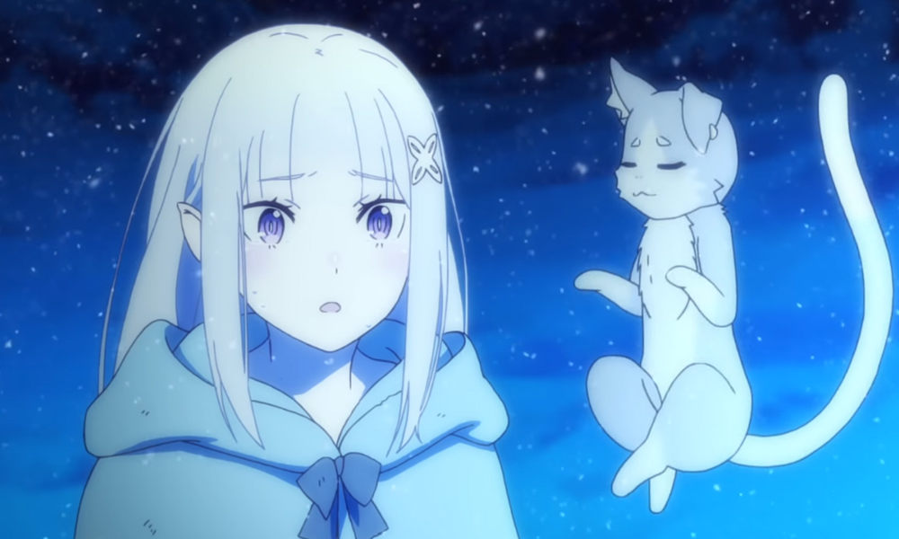 Re:Zero The Frozen Bond   OVA ganha novo trailer com música tema