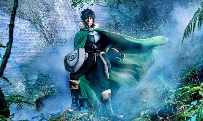 The Rising of the Shield Hero   Peça live-action ganha 1º poster