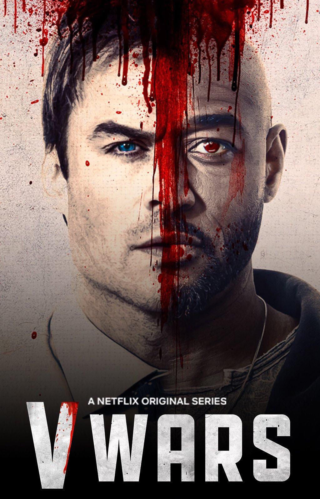 V Wars | Ian Somerhalder enfrentará vampiros em nova série da Netflix