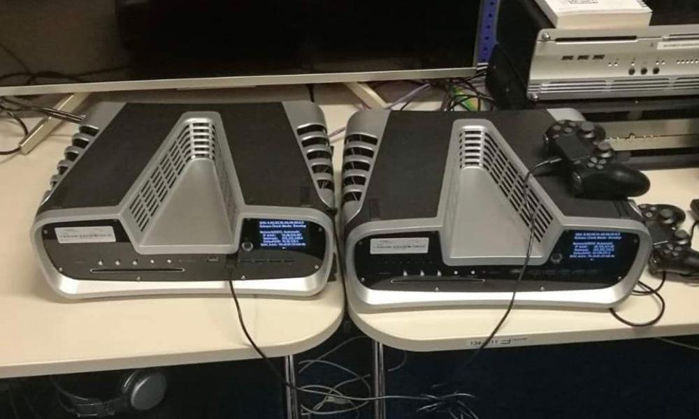 Confira a primeira foto vazada do Dev Kit do PlayStation 5