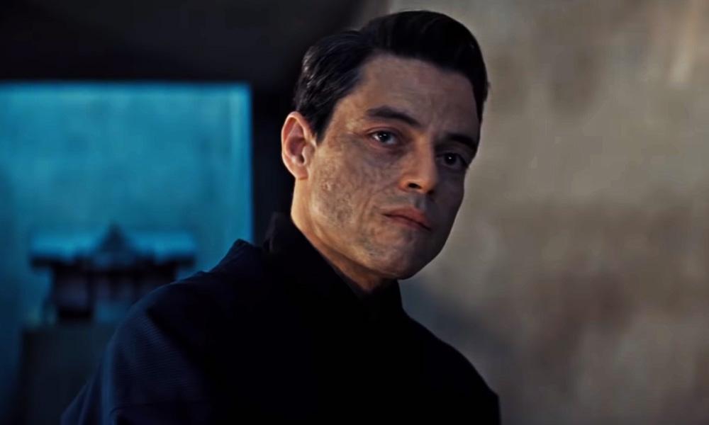 007: Sem Tempo Para Morrer | Trailer revela Rami Malek como vilão principal
