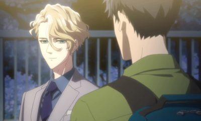 The Case Files of Jeweler Richard Confira o novo trailer do anime