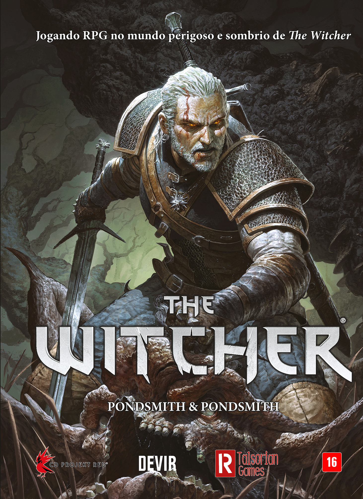 TheWitcher_RPG_capa