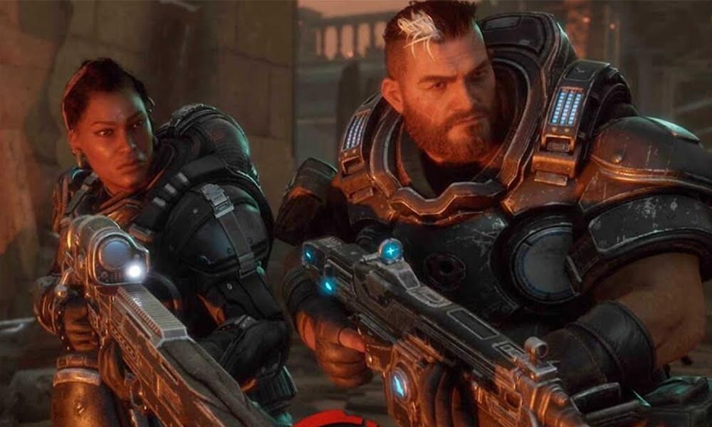 Gears Tactics   Confira o trailer com gameplay e saiba a data de lançamento